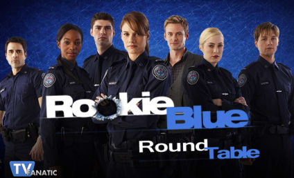 Rookie Blue Round Table: Rate the McSwarek Wedding