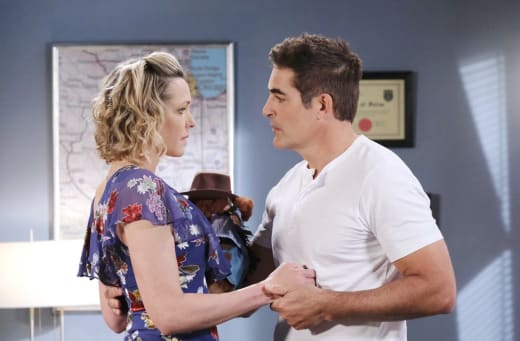 Rafe Dreams About Nicole - Days of Our Lives