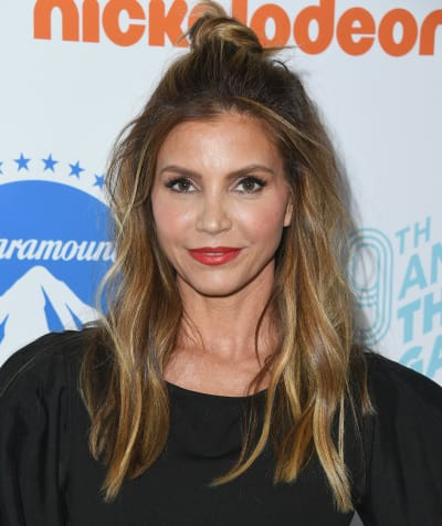 Charisma Carpenter Attends Thirst Gala