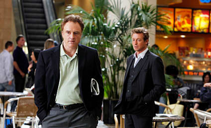 The Mentalist Season Finale Review: Tea with Red John