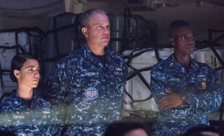 Readying for an Invasion - The Last Ship Season 5 Episode 9