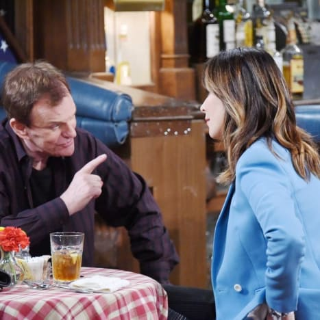 Old Friends Together Again - Days of Our Lives