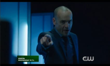 Arrow Episode Promo: All the Way Out