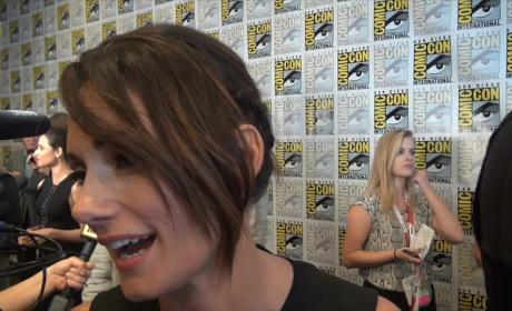 Natalie Madison-Brown Comic-Con Interview