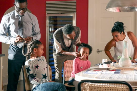 Family Activities - This Is Us Season 1 Episode 4