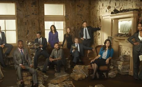 Scandal Season 3 Cast Photo