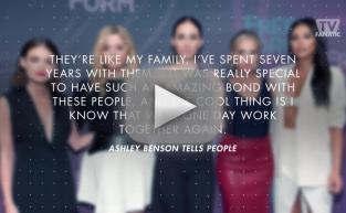 Pretty Little Liars: Ashley Benson Says Goodbye