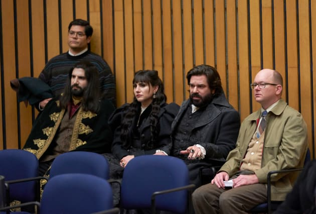 What We Do In The Shadows Season 1 Episode 2 City Council Quotes
