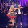 Lea Thompson and Artem Chigvintsev Dance the Jive - Dancing With the Stars Season 19 Episode 2
