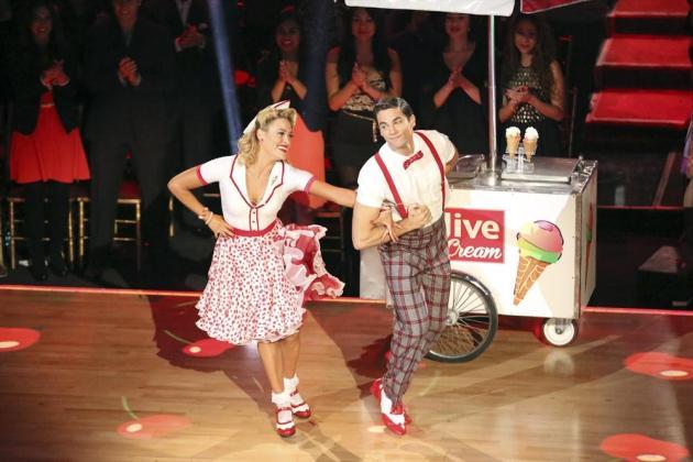 Brant Daugherty Dances
