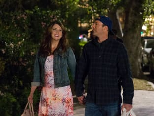 Luke and Lorelai in Love - Gilmore Girls
