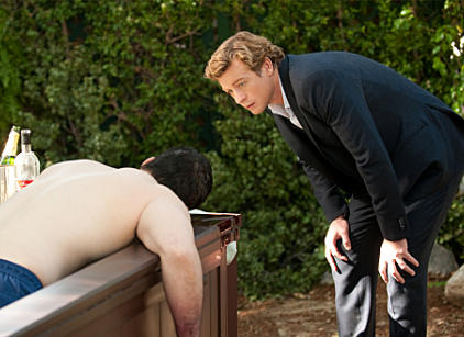 Watch The Mentalist Season 4 Episode 12 Online