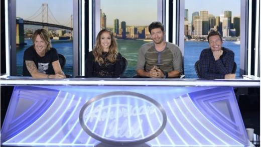 American Idol Season 13 Judges Photo