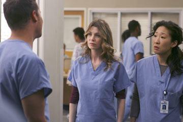 Mer, Cristina, Alex