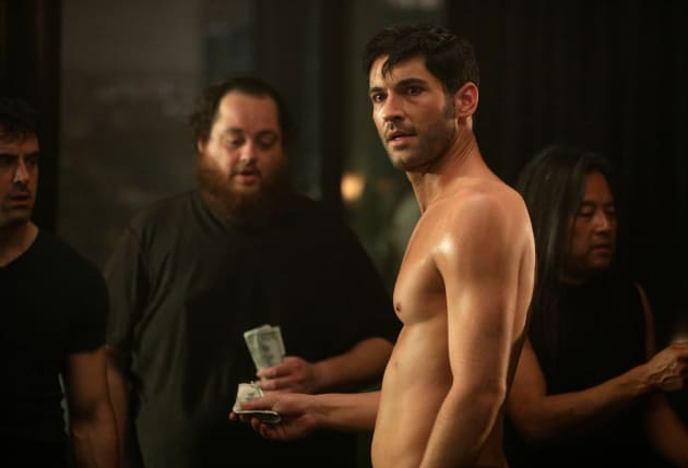 Lucifer Hosts Fight Club Season 3 Episode 20