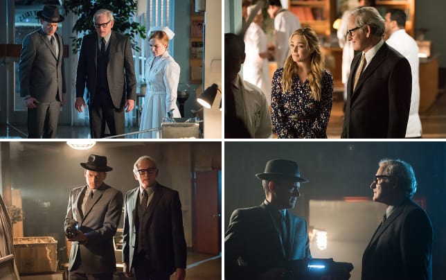 Welcome to the 50s dcs legends of tomorrow