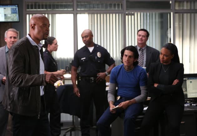 And Then... - Lethal Weapon Season 1 Episode 12