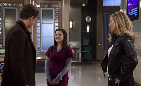 Carly is Happy — General Hospital