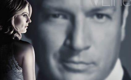 Castle Season 7 Poster: 'Til Death Do Us Part