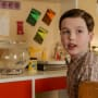 Sheldon Gets a Fish - Young Sheldon