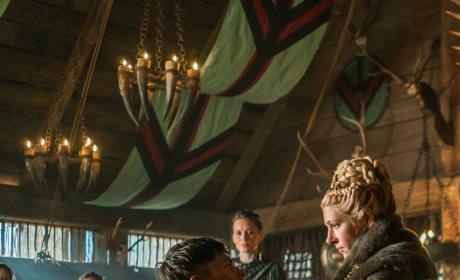 Fascinating - Vikings Season 4 Episode 16