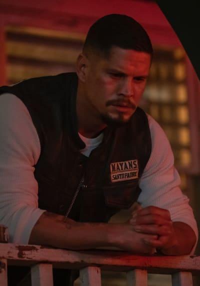 E.Z. Contemplates - Mayans M.C. Season 3 Episode 9