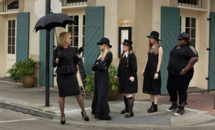 American Horror Story Review: Good or Evil Witches?