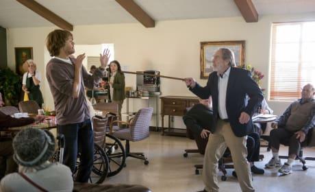 Getting Defensive - NCIS: Los Angeles Season 8 Episode 16