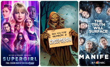 What to Watch: Supergirl, Creepshow, Manifest
