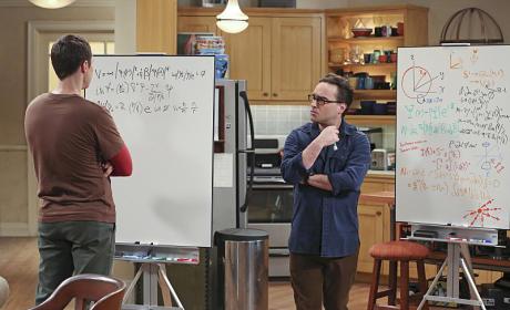 Do Not Give Up - The Big Bang Theory Season 9 Episode 10