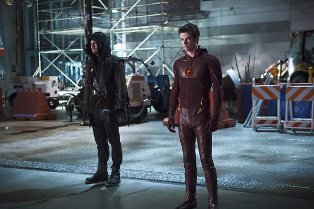 Arrow/ The Flash
