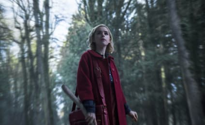 Chilling Adventures of Sabrina Review: The Relevant, Spirited Witch the World Needs