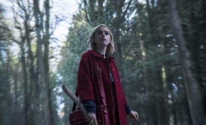 Kiernan Shipka Explains Why We Need a Riverdale-Sabrina Crossover