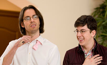 Community Casting News: Martin Starr as Poli-Sci Professor