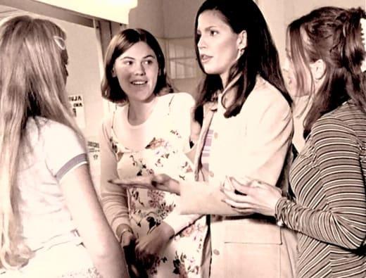 Marcy's Flashback - Buffy the Vampire Slayer Season 1 Episode 11