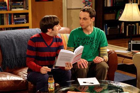 Wolowitz Teaches Sheldon