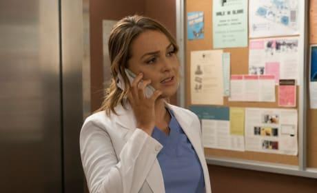 Pick Up! - Grey's Anatomy Season 14 Episode 9