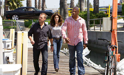 NCIS: Los Angeles Cast Reflects on Shocking Agent Abduction