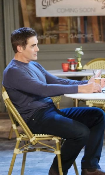 Lucas and Rafe Bond / Tall - Days of Our Lives