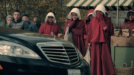 Emily's Last Stand - The Handmaid's Tale Season 1 Episode 5