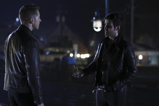 Pleading with the Prince - Once Upon a Time Season 6 Episode 12