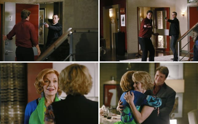 Whos at the door castle s8e5