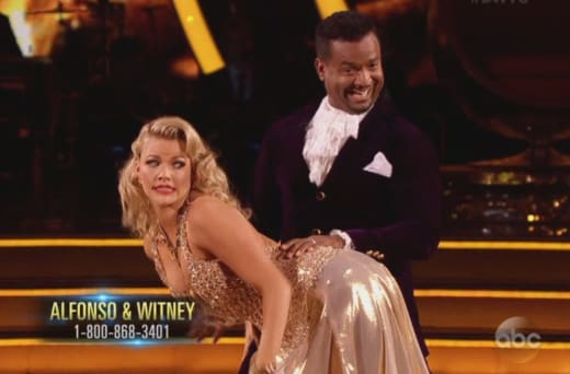 Alfonso Ribeiro on DWTS - Dancing With the Stars Season 19 Episode 5