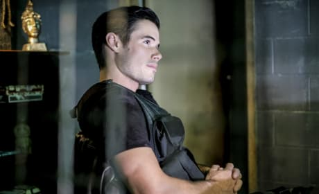 Did You Know Joe Is A Titan - Arrow Season 6 Episode 6