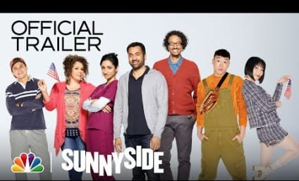 Sunnyside First Look Trailer: Kal Penn Dials Up the Humor