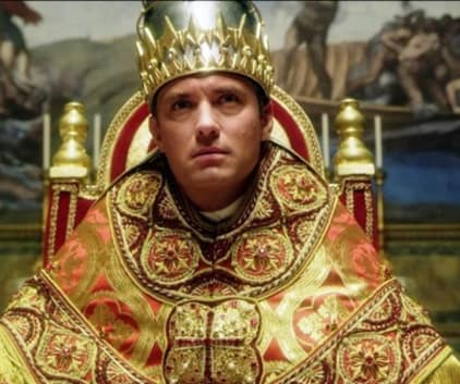 Martian Man - The Young Pope Season 1 Episode 2