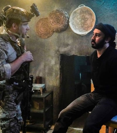 Seeking Intel - SEAL Team Season 4 Episode 5