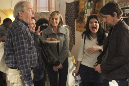 Happy Endings Guest Stars