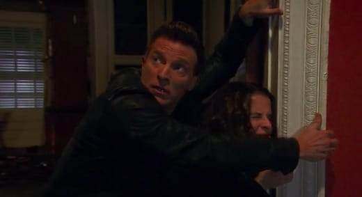 Jason Protects Sam — General Hospital