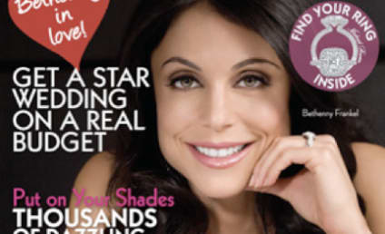 Random Magazine Confirms Bethenny Frankel Engagement